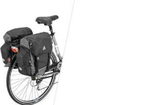 Travel saddlebags